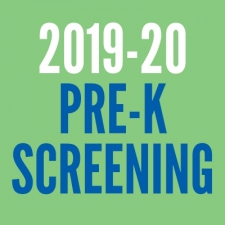 Screening for 2019-20 Pre-K Classes Starts March 19! Get Screening Dates, Requirements & Community Fair Info Here.