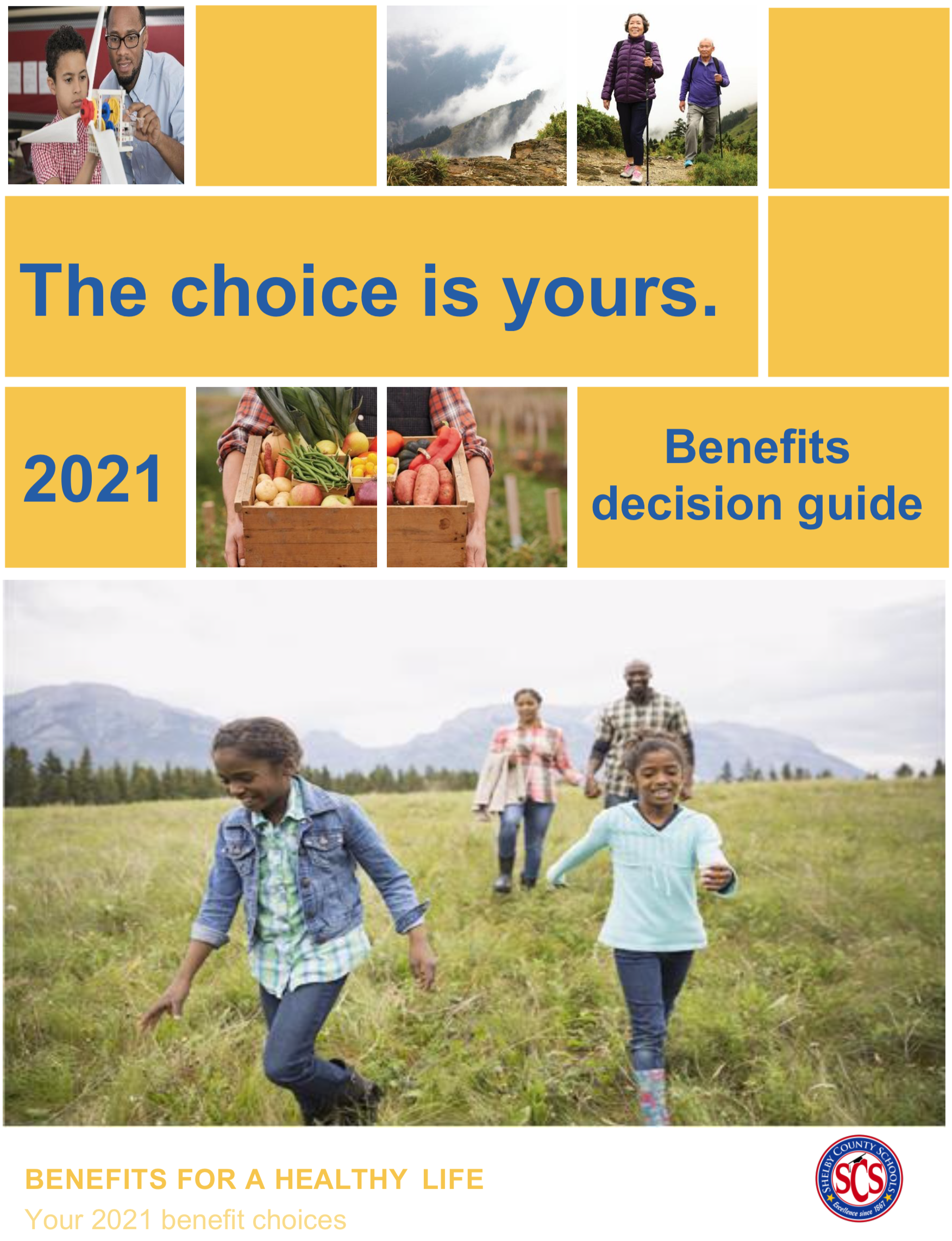 2021 Benefits Decision Guide