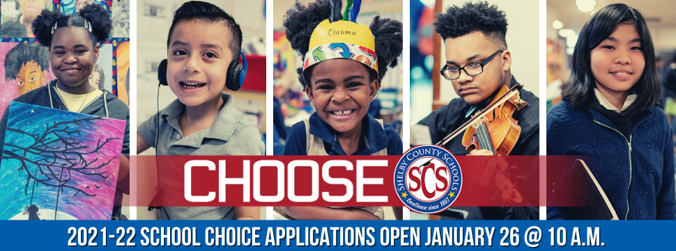 201-22 school choice applications open january 26 at 10am banner