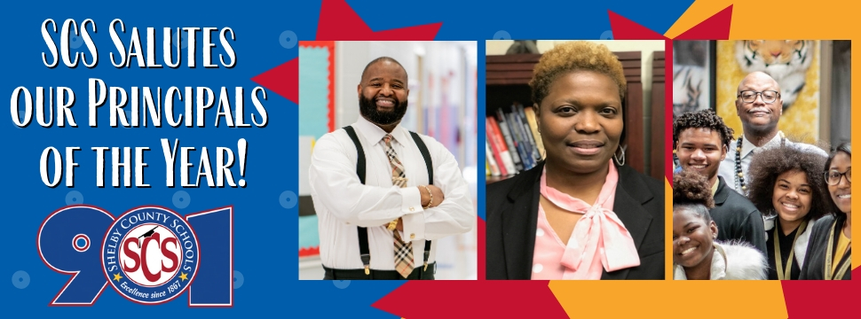 SCS Salutes Our Principals Of The Year