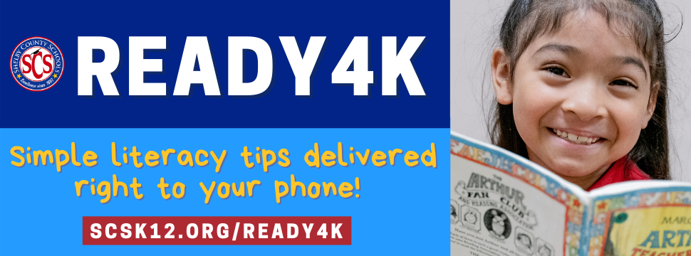 Ready 4K Text Messaging Program banner