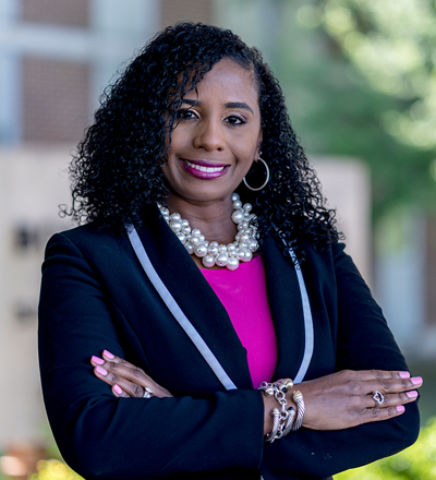 Yolanda Martin - Chief of Human Resources