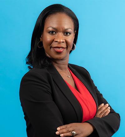 Patrice Thomas - Chief of Staff