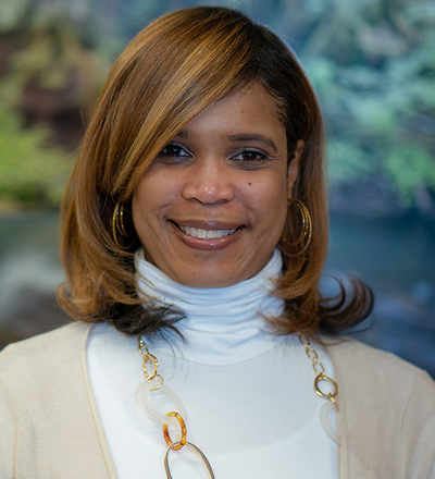 Dr. Lori Phillips - Chief of Student, Family and Community Affairs
